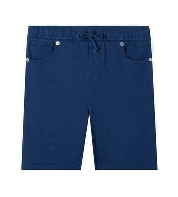 Art & Eden Organic Cotton Shorts - Ocean Blue
