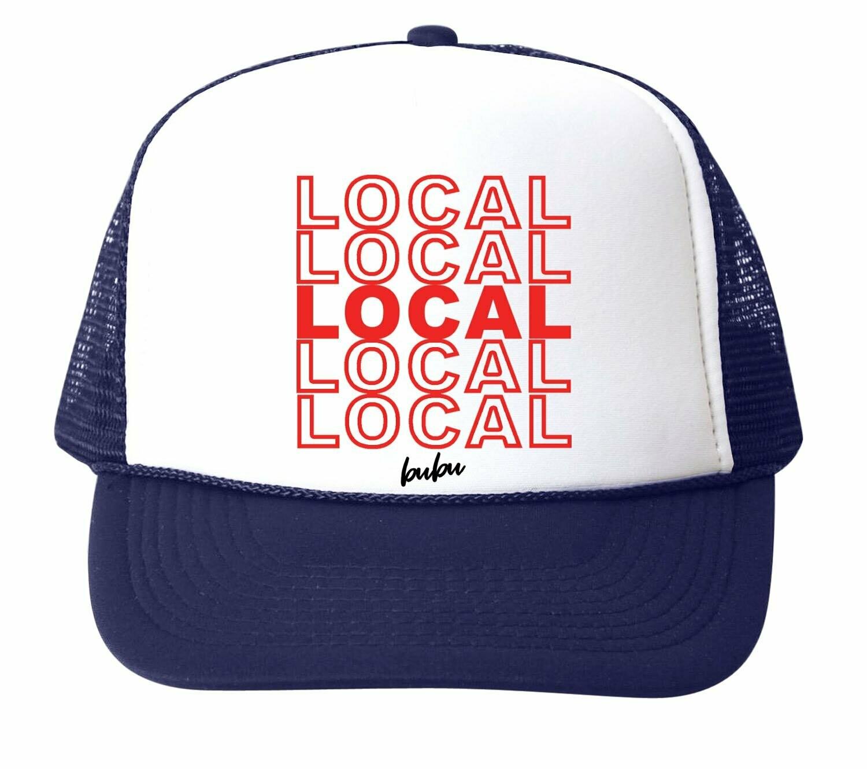 "Bubu ""Local"" Hat - Navy"
