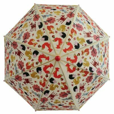 Powell Craft Umbrella - Woodland Creatures