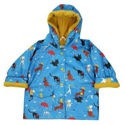 Powell Craft Animals Rain Coat