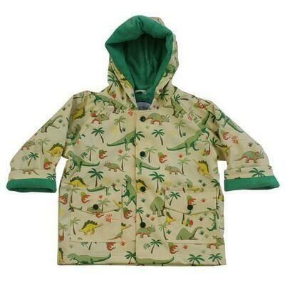 Powell Craft Dinosaur Rain Coat