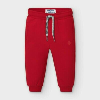 Mayoral Basic Joggers - Red