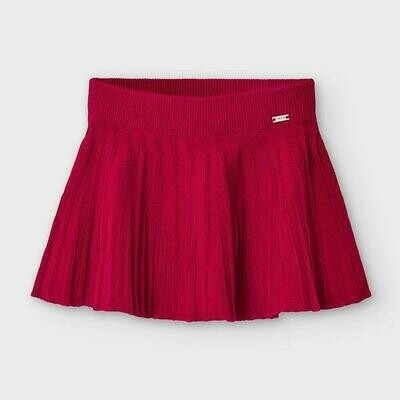 Mayoral Red Skirt