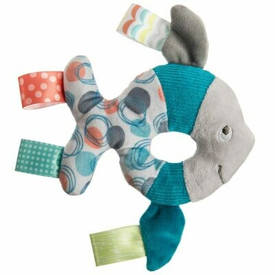 Mary Meyer - Taggies Sleepy Seas Rattle – 6″