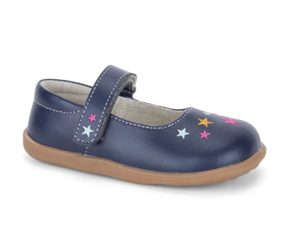 See Kai Run - Ginny Navy/Stars