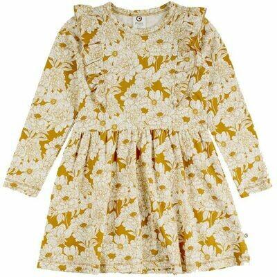 Musli Floral Dress - Wood