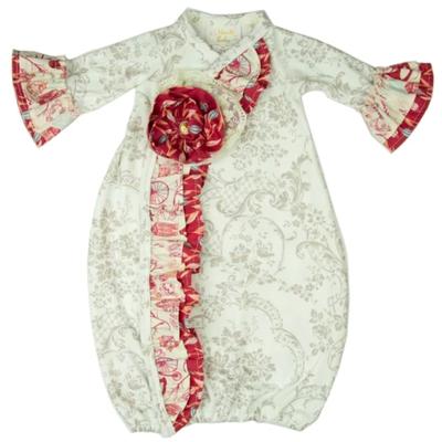 Haute Baby Autumn Grace Gown