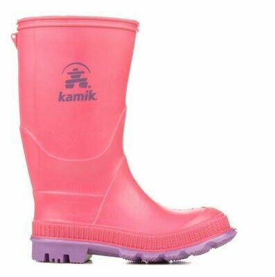 Kamik Rain Boots Stomp Rose