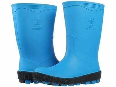 Kamik Rain Boots Riptide Blue