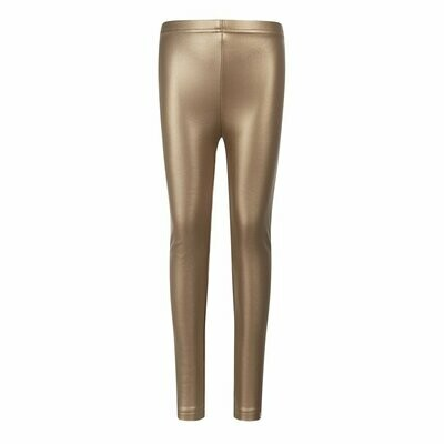 Appaman Fleece Lined Leggings - Gold
