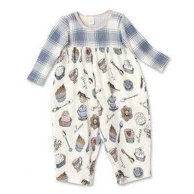 Tesa Babe Cupcake Party Bubble Romper