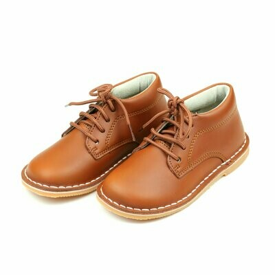 L'Amour Tuck Stitch Down Mid-Top Lace Up Shoe