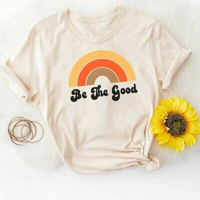 """The Funnel Cake Tree """"Be The Good"""" Graphic Tee"""