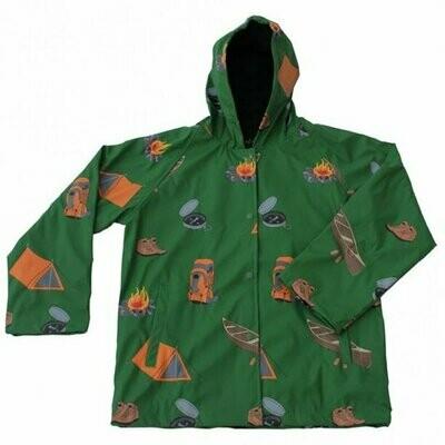 Foxfire Campfire Rain Coat