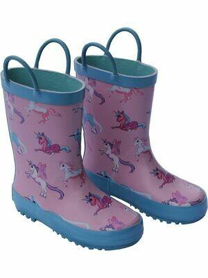 Foxfire Unicorn Rain Boots