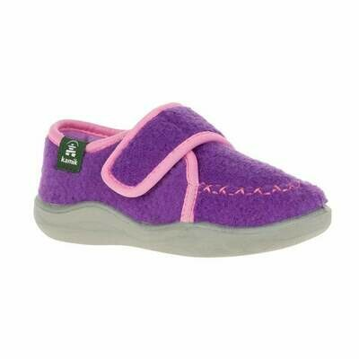 Kamik Cozy Lodge Slippers - Purple