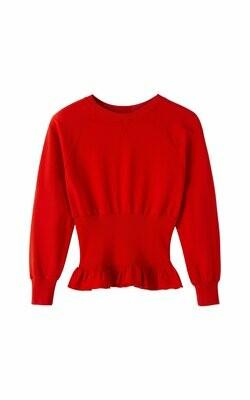 Habitual Sweater - Red