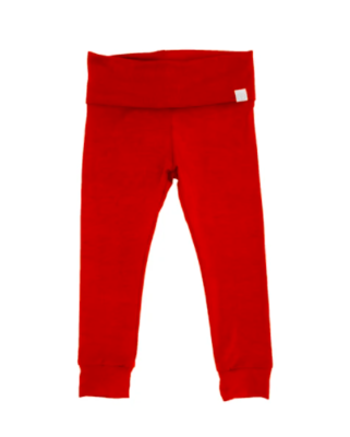 Tenth & Pine Bamboo Joggers - Red
