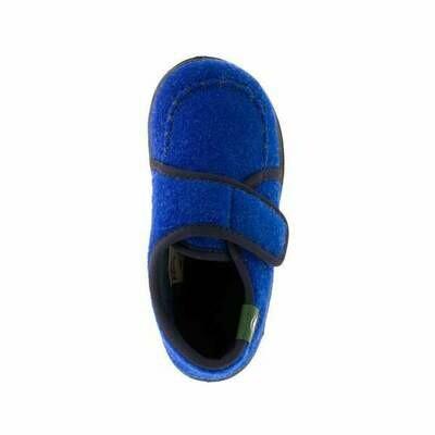 Kamik Cozy Lodge Slippers - Blue