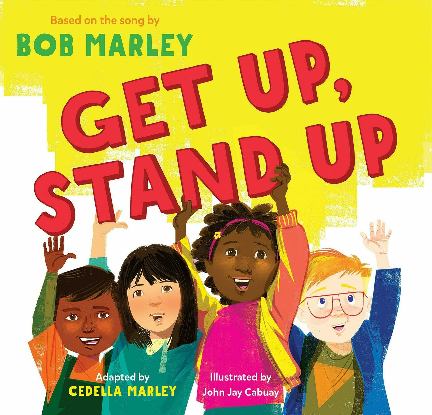 """""""Get Up, Stand Up"""" Book"""