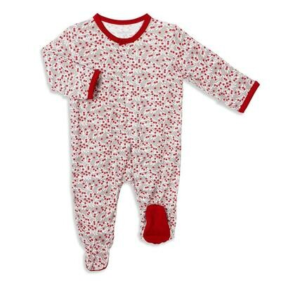 Magnetic Me - Berry Holly Magnetic Footie