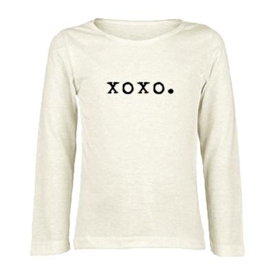 Tenth & Pine XOXO L/S organic Tee Shirt