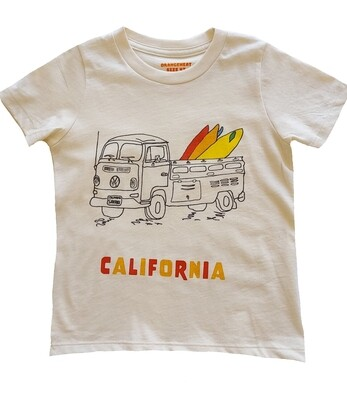 "VW Truck ""California"" Graphic Tee"