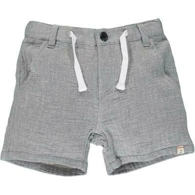 Me & Henry Gauze Shorts - Grey