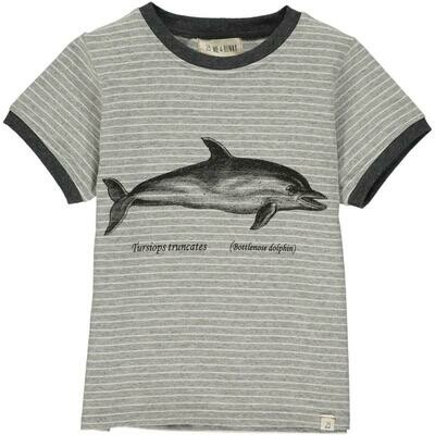 Me & Henry Dolphin Tee