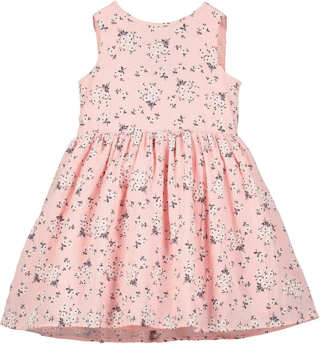 Vignette Jewel Dress - Pink Floral