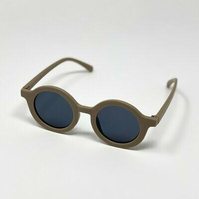 Miminoo Sustainable Kids Sunglasses - Taupe