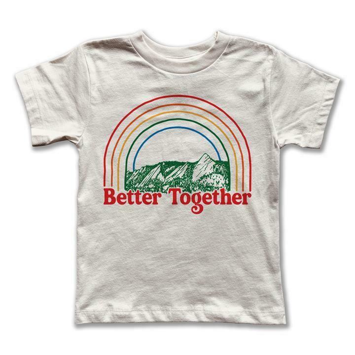 "Rivet Apparel Co. ""Better Together"" Tee"