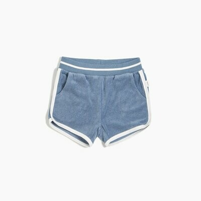 Miles Candy Sky Terry Cloth Shorts