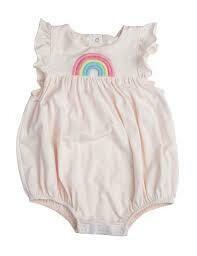 Angel Dear Rainbow Bubble Onesie