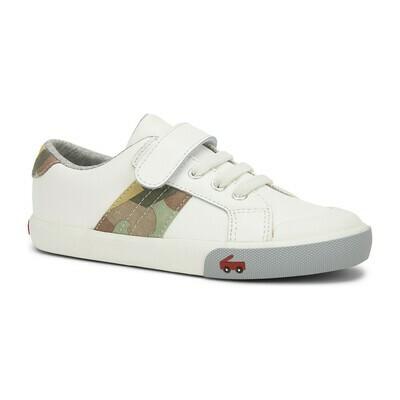 See Kai Run Lucci - White Leather