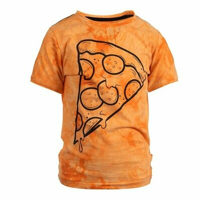 Appaman Graphic Short Sleeve Tee - Pizza Slice