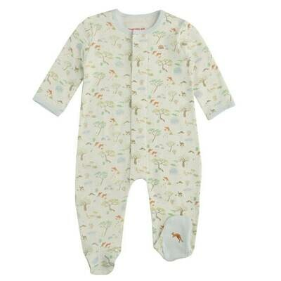 Magnetic Me - Land Down Under Organic Cotton Magnetic Footie