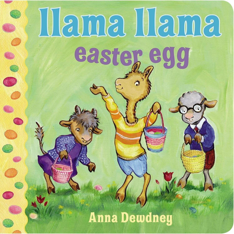 """""""Llama Llama Easter Egg"""" Book"""