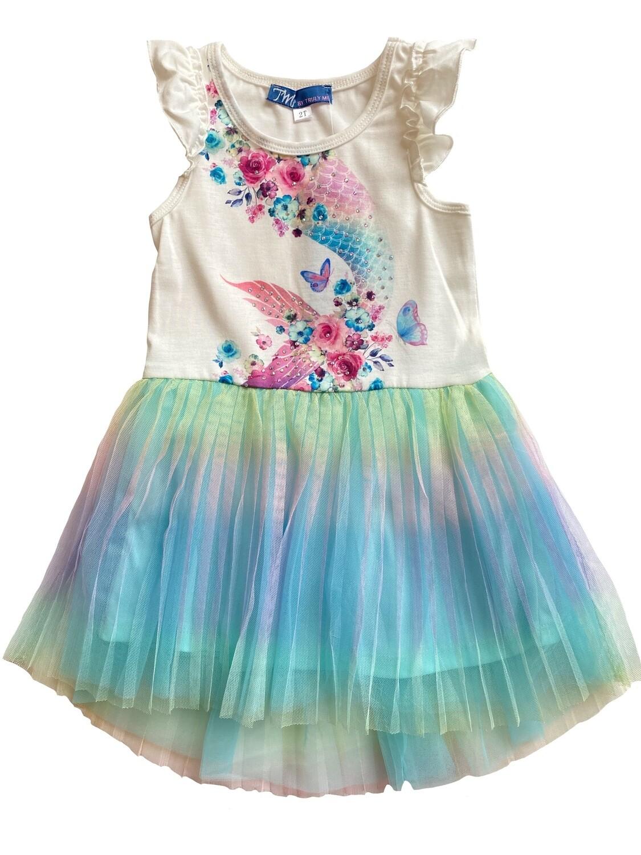 Truly Me Mermaid Butterfly Dress
