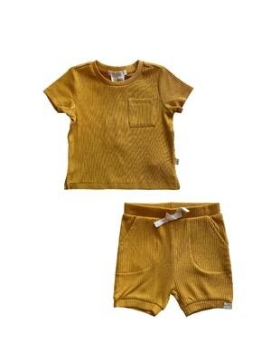 Firsts by Petit Lem Set - Yellow Sunshine