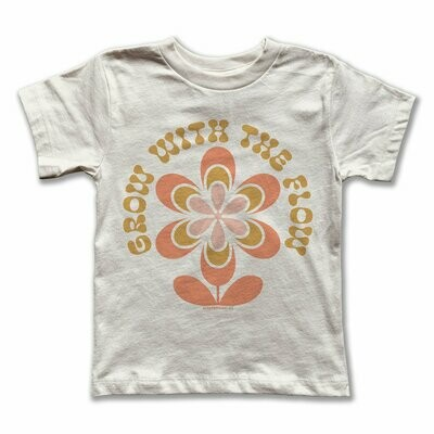 "Rivet Apparel Co. ""Grow with the Flow"" Tee"