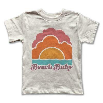"Rivet Apparel Co. ""Beach Baby"" Tee"
