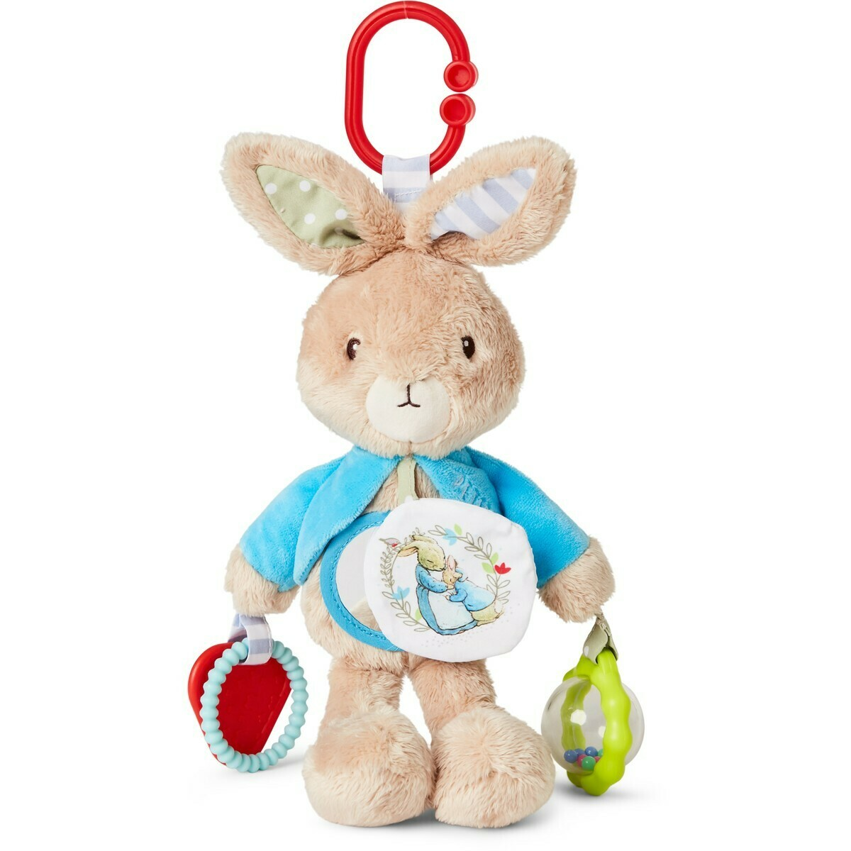 Peter Rabbit Activity Time Toy
