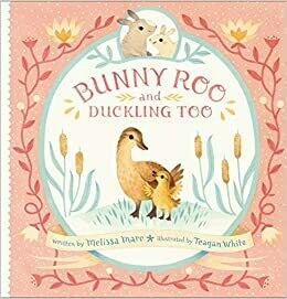 """Bunny Roo and Duckling Too"" Book"