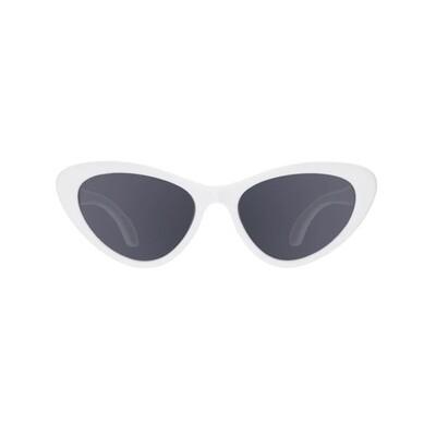 Babiators Sunglasses - Wicked White Cat-Eye