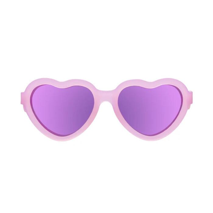 Babiators Polarized Sunglasses - The Influencer Pink Hearts