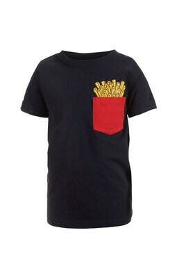 Appaman Day Trip Graphic Tee - Fries