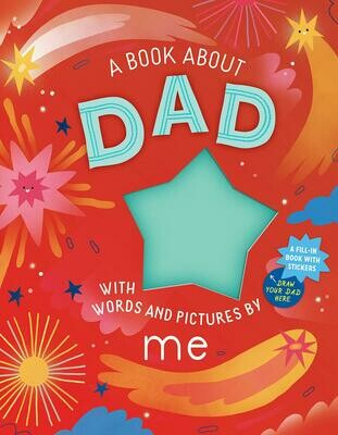 """""""A Book About Dad"""" Book"""