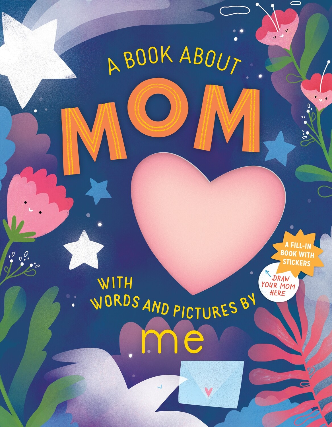 """""""A Book About Mom"""" Book"""