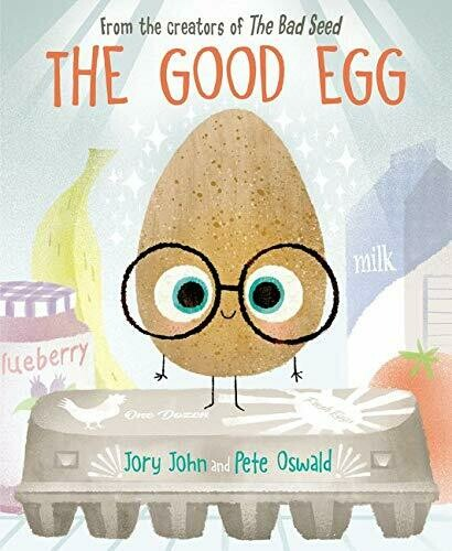 """The Good Egg"" Book"
